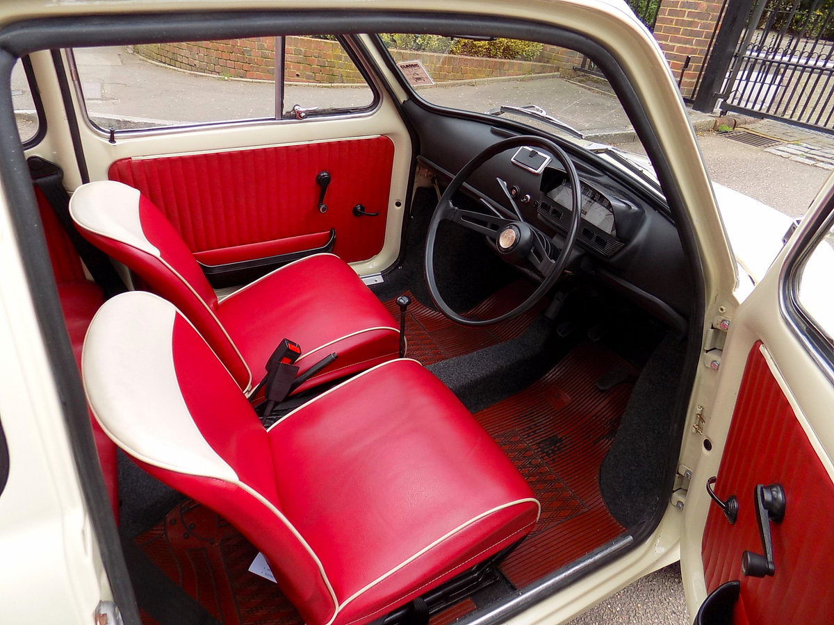 1970 FIAT 500L 'ELECTRIC' For Sale (picture 3 of 6)