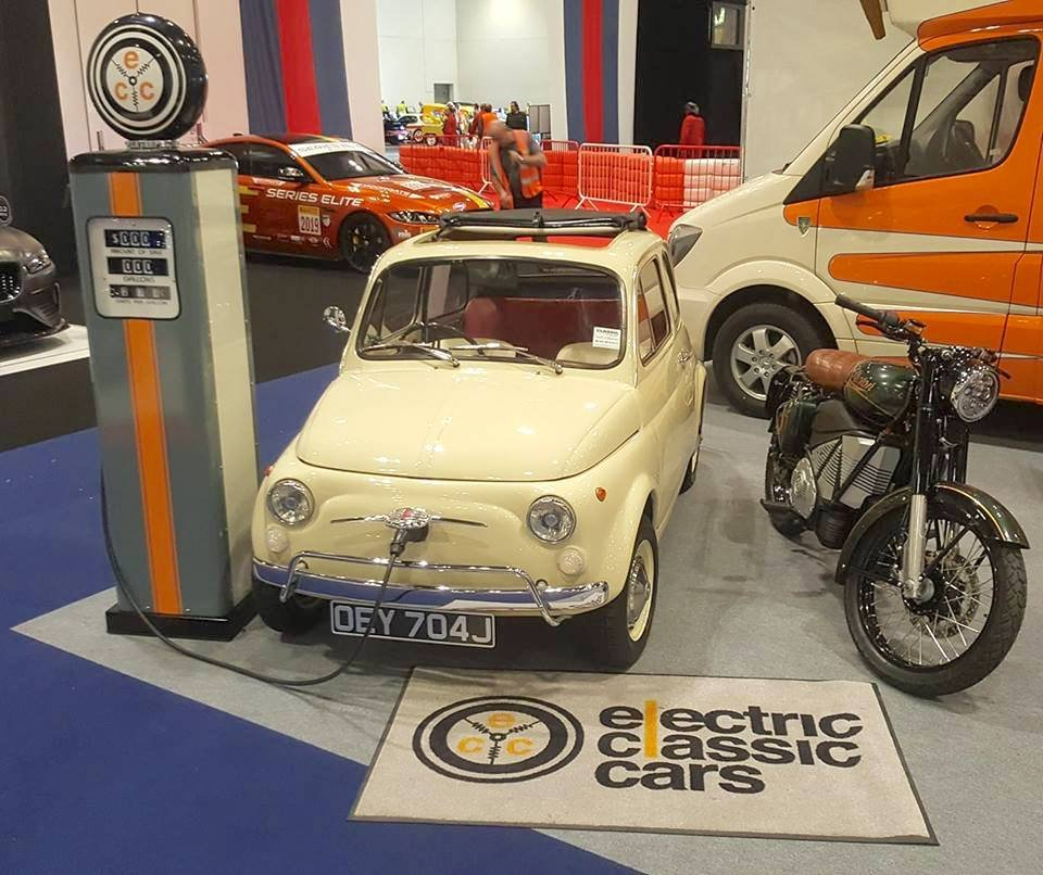 1970 FIAT 500L 'ELECTRIC' For Sale (picture 6 of 6)