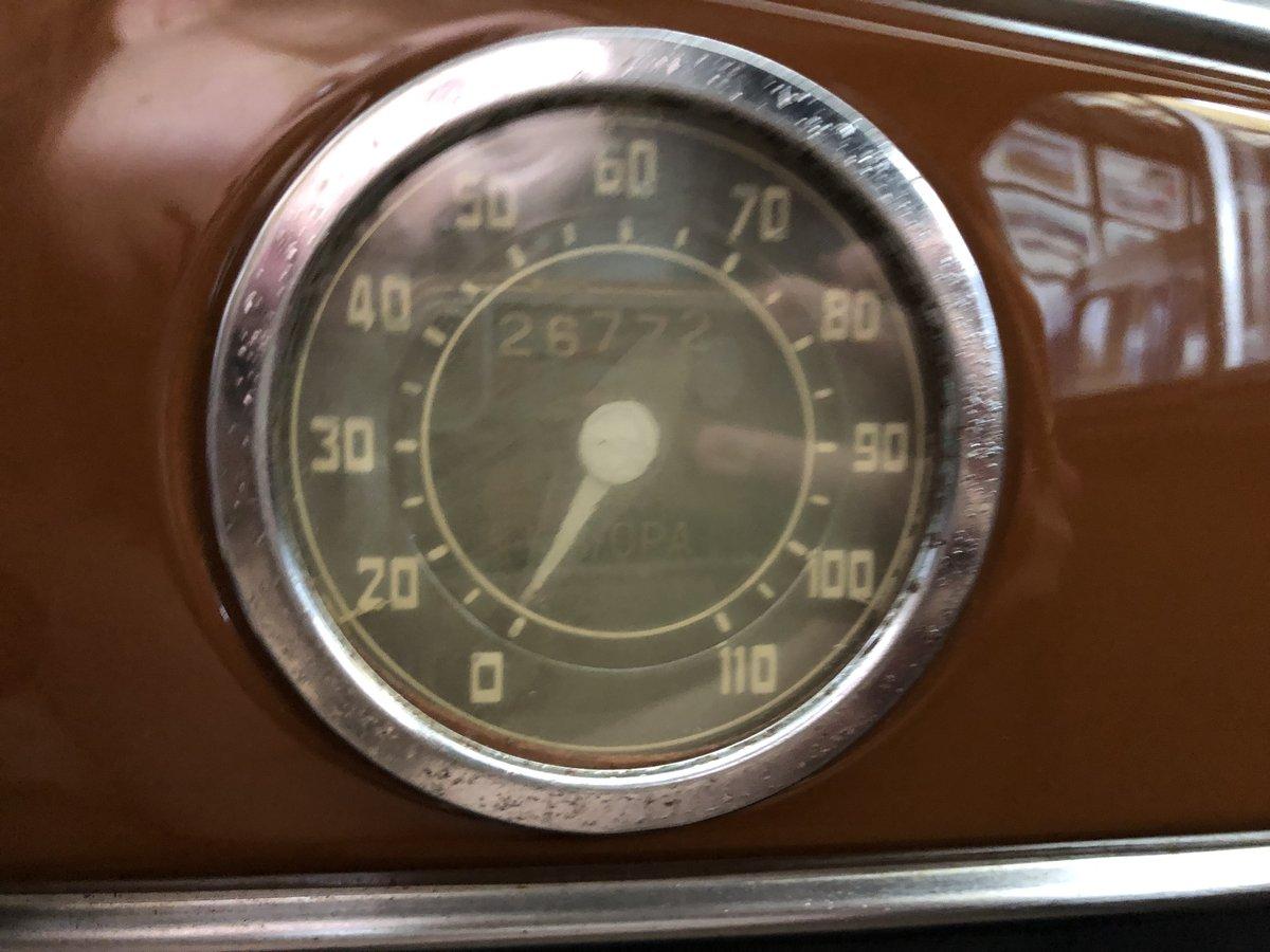 1953 Fiat 500 C Topolino SOLD (picture 5 of 6)