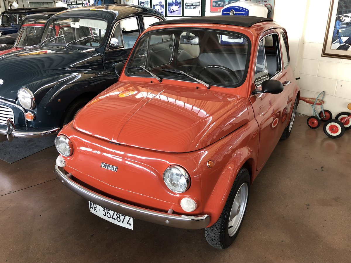 1974 Fiat 500 R  SOLD (picture 1 of 6)