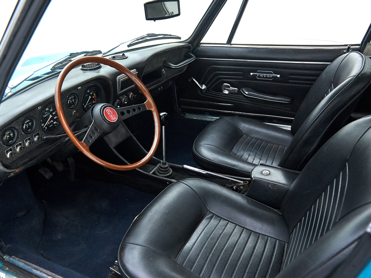 1970 FIAT 850 S BORLINORRO For Sale by Auction (picture 5 of 6)