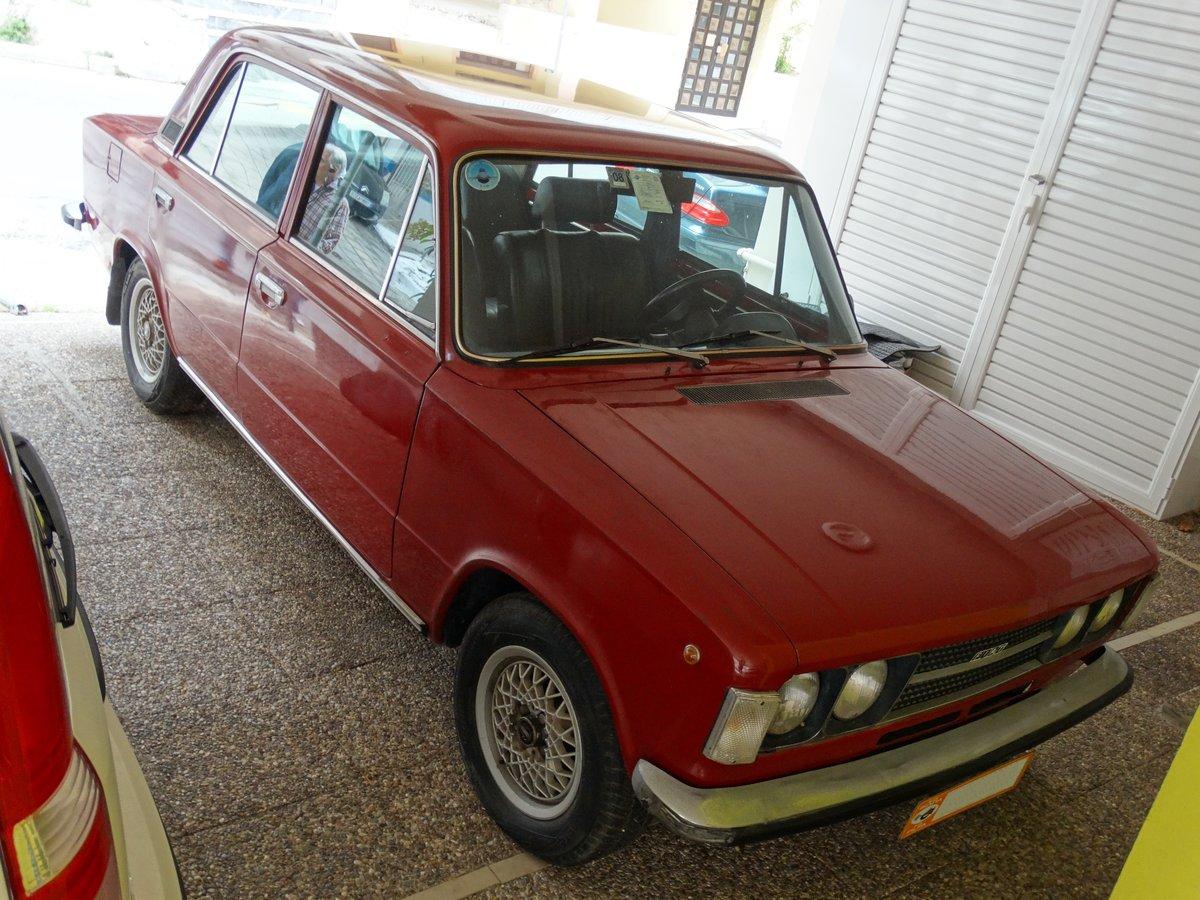 1974 Fiat 124 Super T 1600 bialbero, original survivor For Sale (picture 1 of 6)