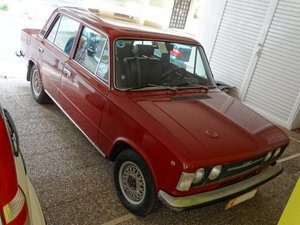 1974 Fiat 124 Super T 1600 bialbero, original survivor