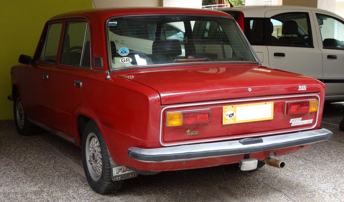 1974 Fiat 124 Super T 1600 bialbero, original survivor For Sale (picture 2 of 6)