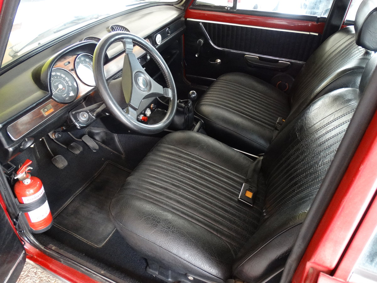 1974 Fiat 124 Super T 1600 bialbero, original survivor For Sale (picture 3 of 6)