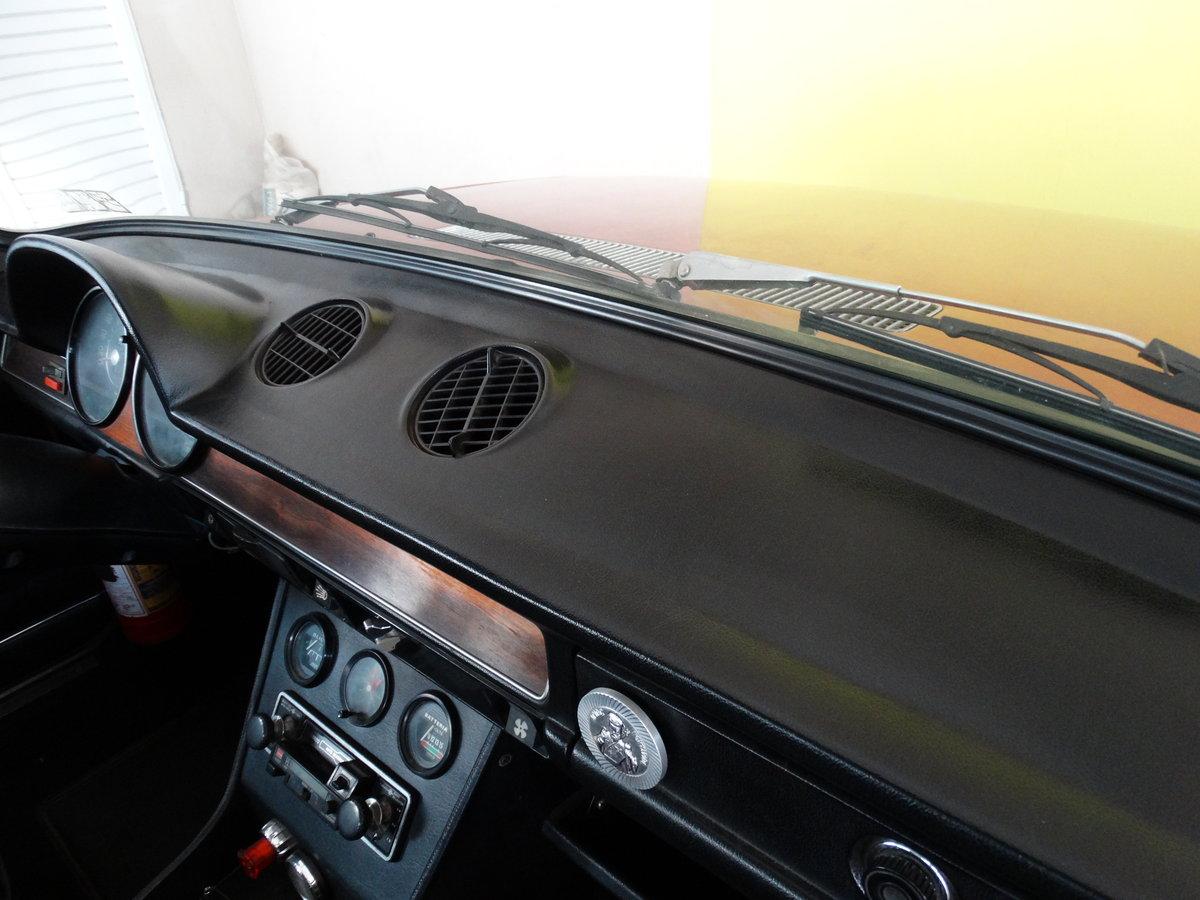1974 Fiat 124 Super T 1600 bialbero, original survivor For Sale (picture 4 of 6)