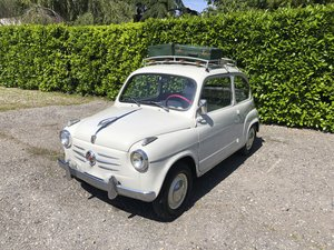 1959 Fiat 600 first series For Sale