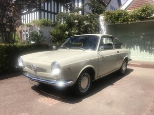 1966 Fiat 850 Coupe Series 1 LHD (Italian Example) For Sale