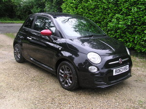 fiat 500s 1.2s s/s 2013/63 For Sale