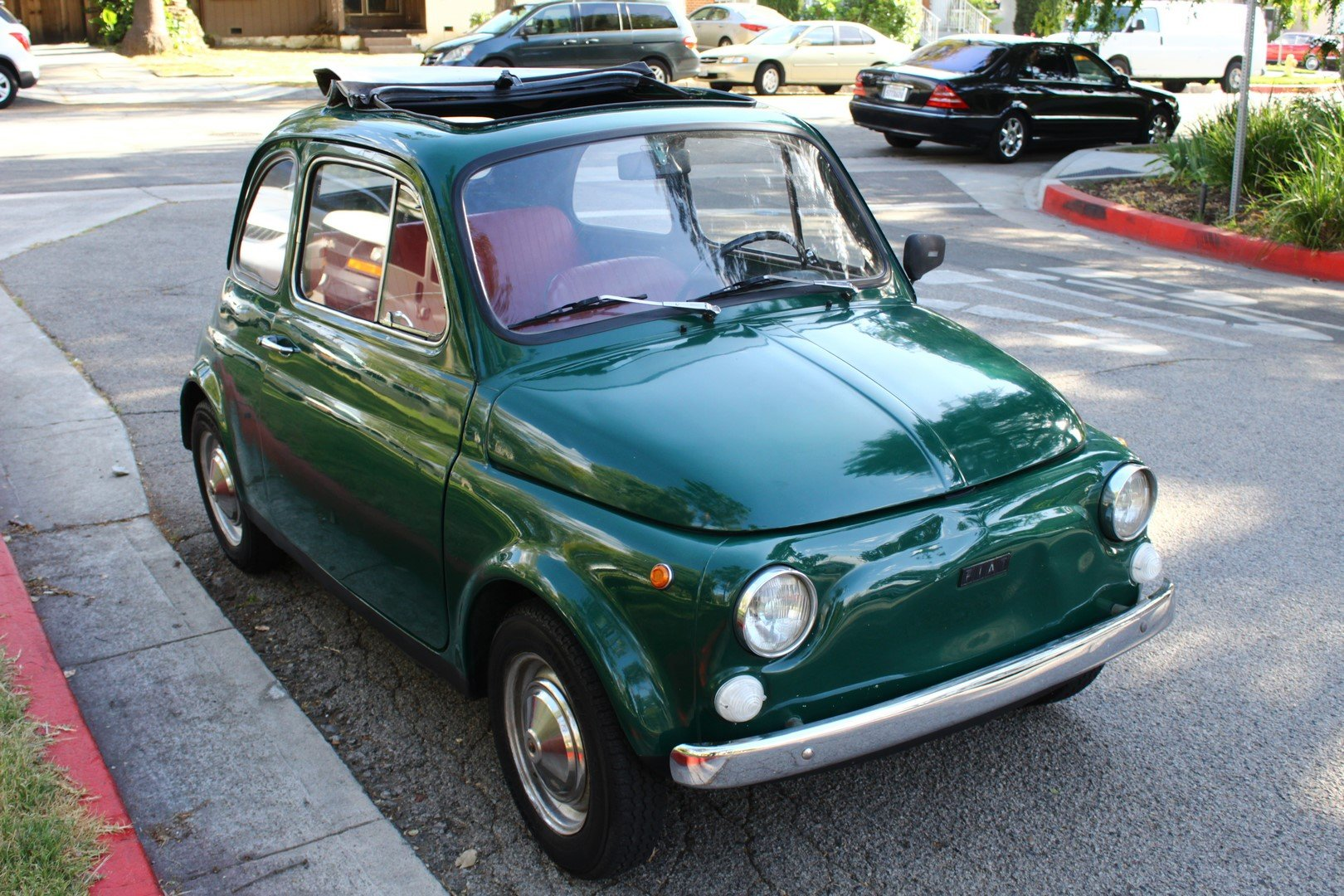 1967 Fiat 500 F For Sale Car And Classic