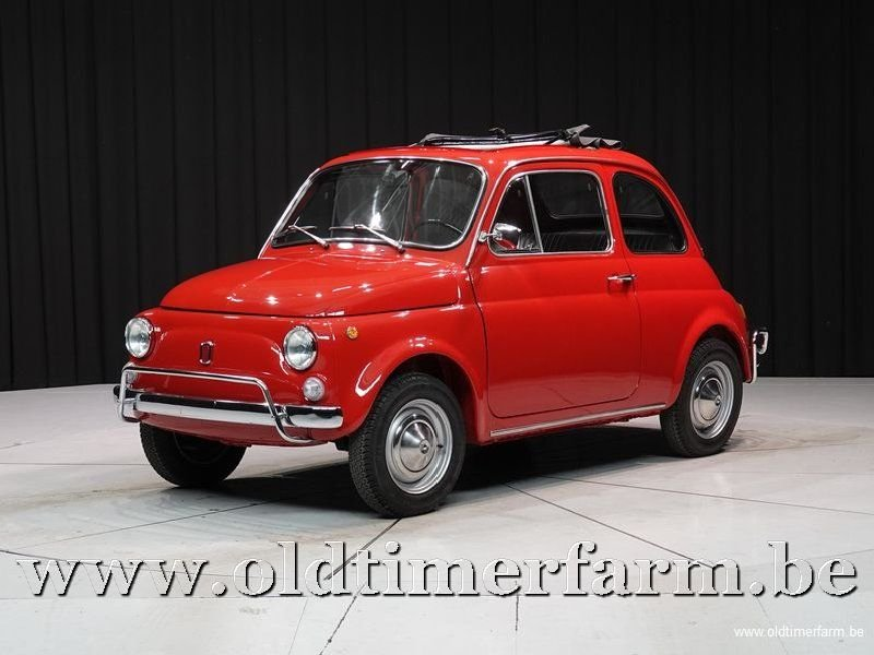 1972 Fiat 500L '72 For Sale (picture 1 of 6)