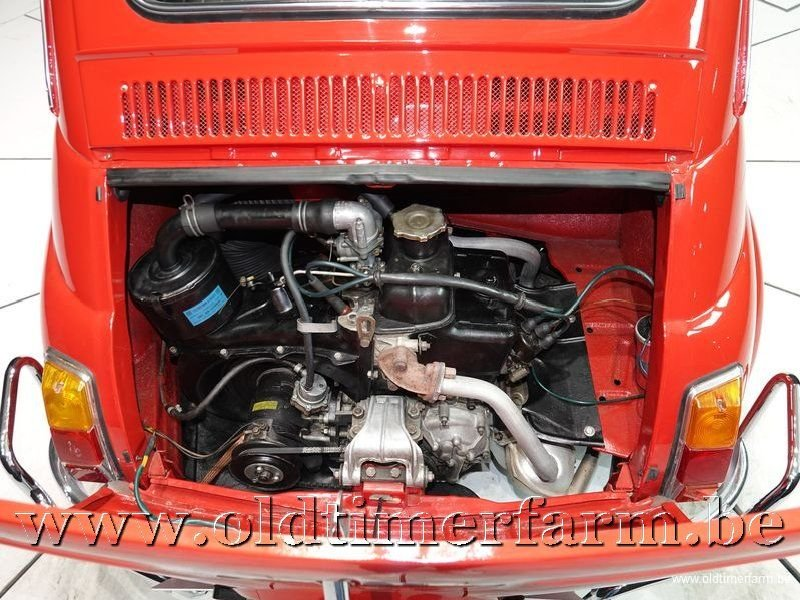 1972 Fiat 500L '72 For Sale (picture 6 of 6)