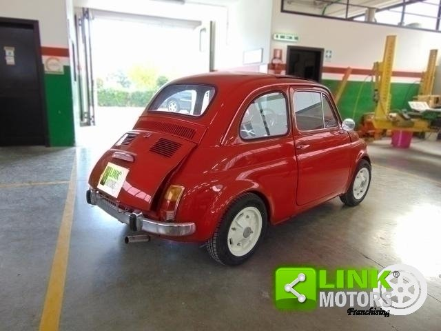 1970 Fiat Nuova 500 F Francis Lombardi My Car trasformabile, ann For Sale (picture 3 of 6)
