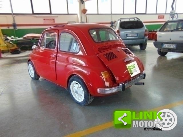 1970 Fiat Nuova 500 F Francis Lombardi My Car trasformabile, ann For Sale (picture 4 of 6)