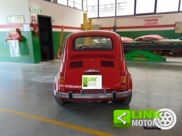 1970 Fiat Nuova 500 F Francis Lombardi My Car trasformabile, ann For Sale (picture 6 of 6)
