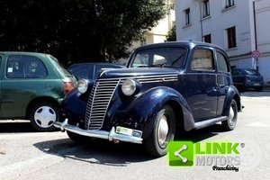 Fiat 1100 E Musone, 1947 restauro professionale For Sale
