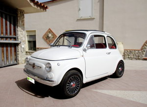 FIAT 500 L 650CC * - STYLE ABARTH (1969) For Sale