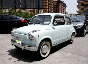 FIAT (TYPE 100) 600 (1958) For Sale