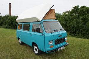 1978 Fiat Amigo 900T Spacemaker Camper in immaculate condition For Sale