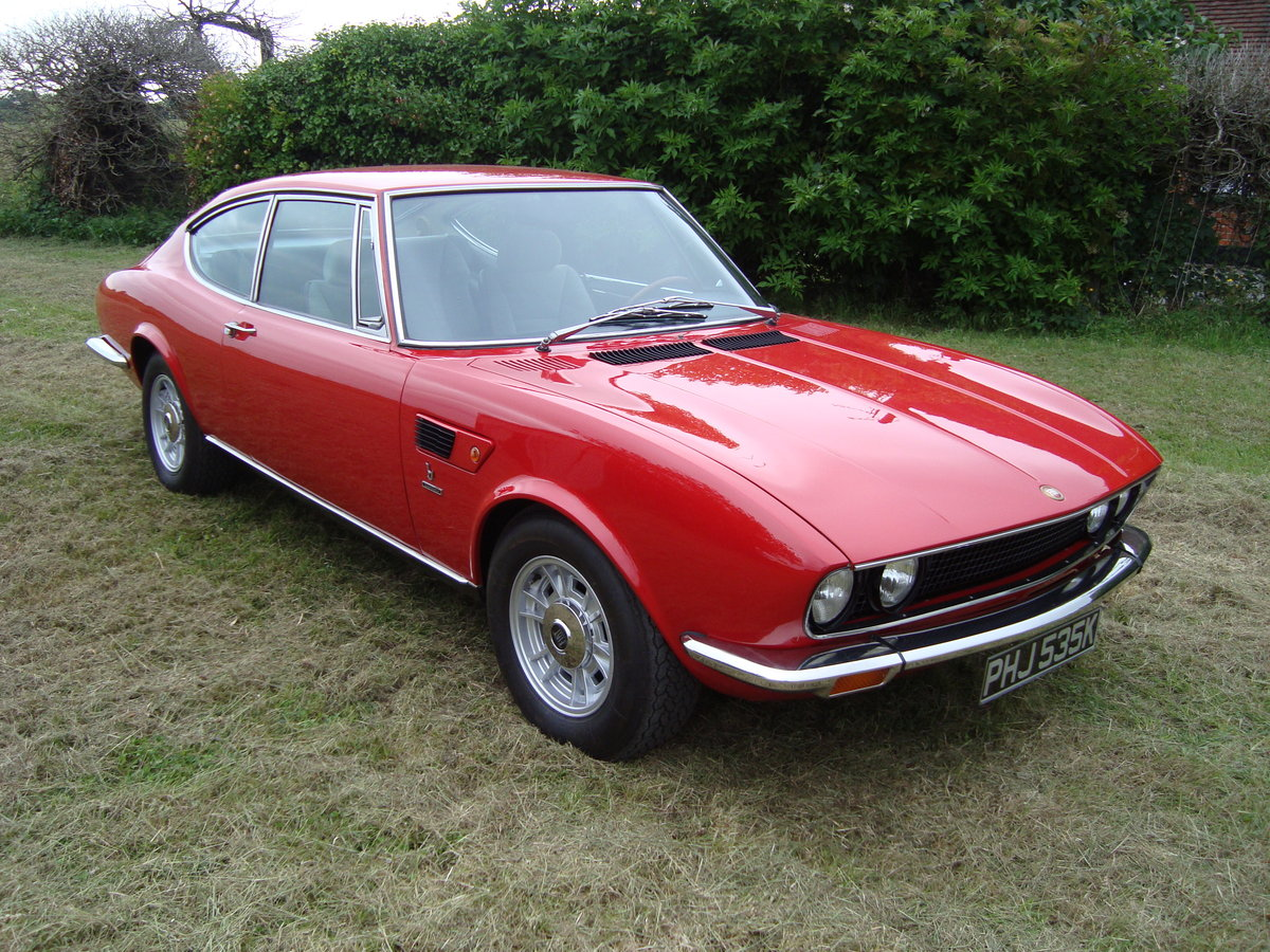 1971 Fiat Dino 2.4 Bertone Coupe For Sale (picture 1 of 6)