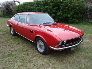 1971 Fiat Dino 2.4 Bertone Coupe For Sale