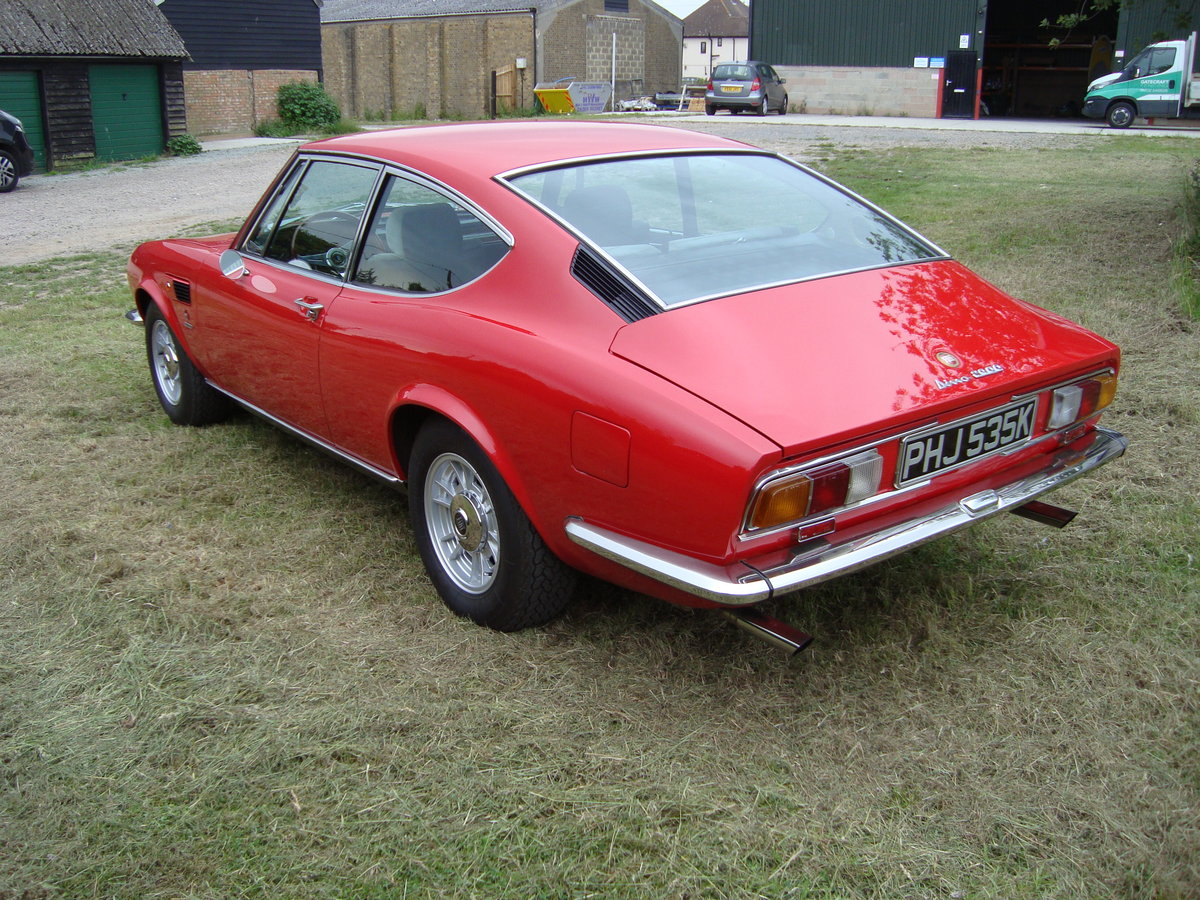 1971 Fiat Dino 2.4 Bertone Coupe For Sale (picture 3 of 6)