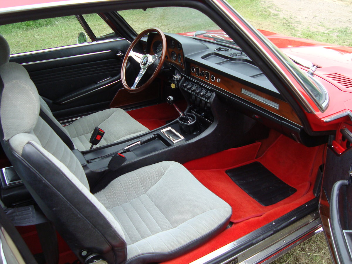 1971 Fiat Dino 2.4 Bertone Coupe For Sale (picture 5 of 6)