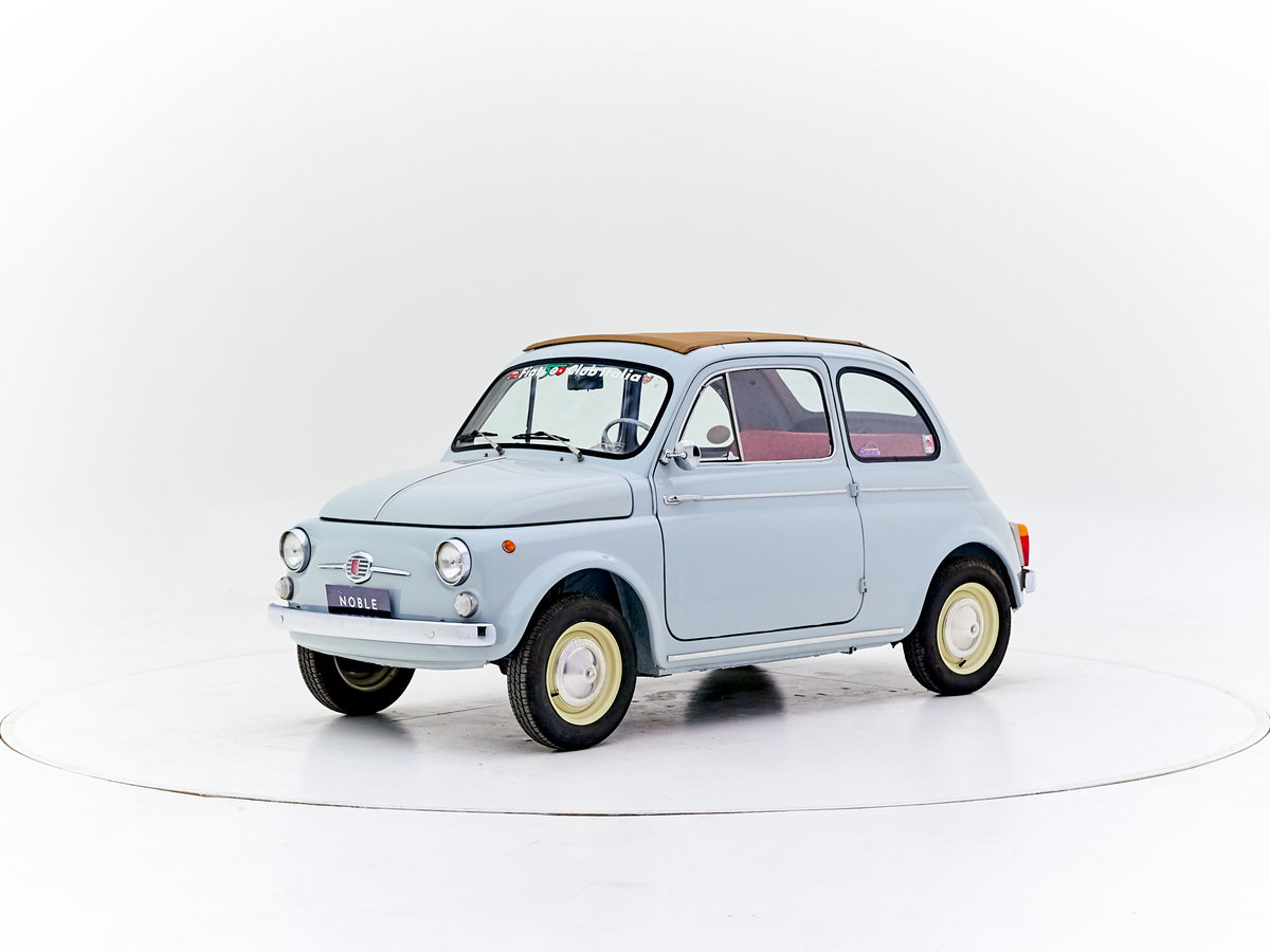 1964 FIAT NUOVA 500 For Sale (picture 1 of 6)