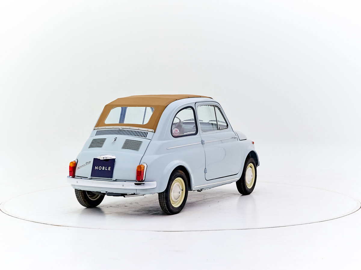 1964 FIAT NUOVA 500 For Sale (picture 2 of 6)