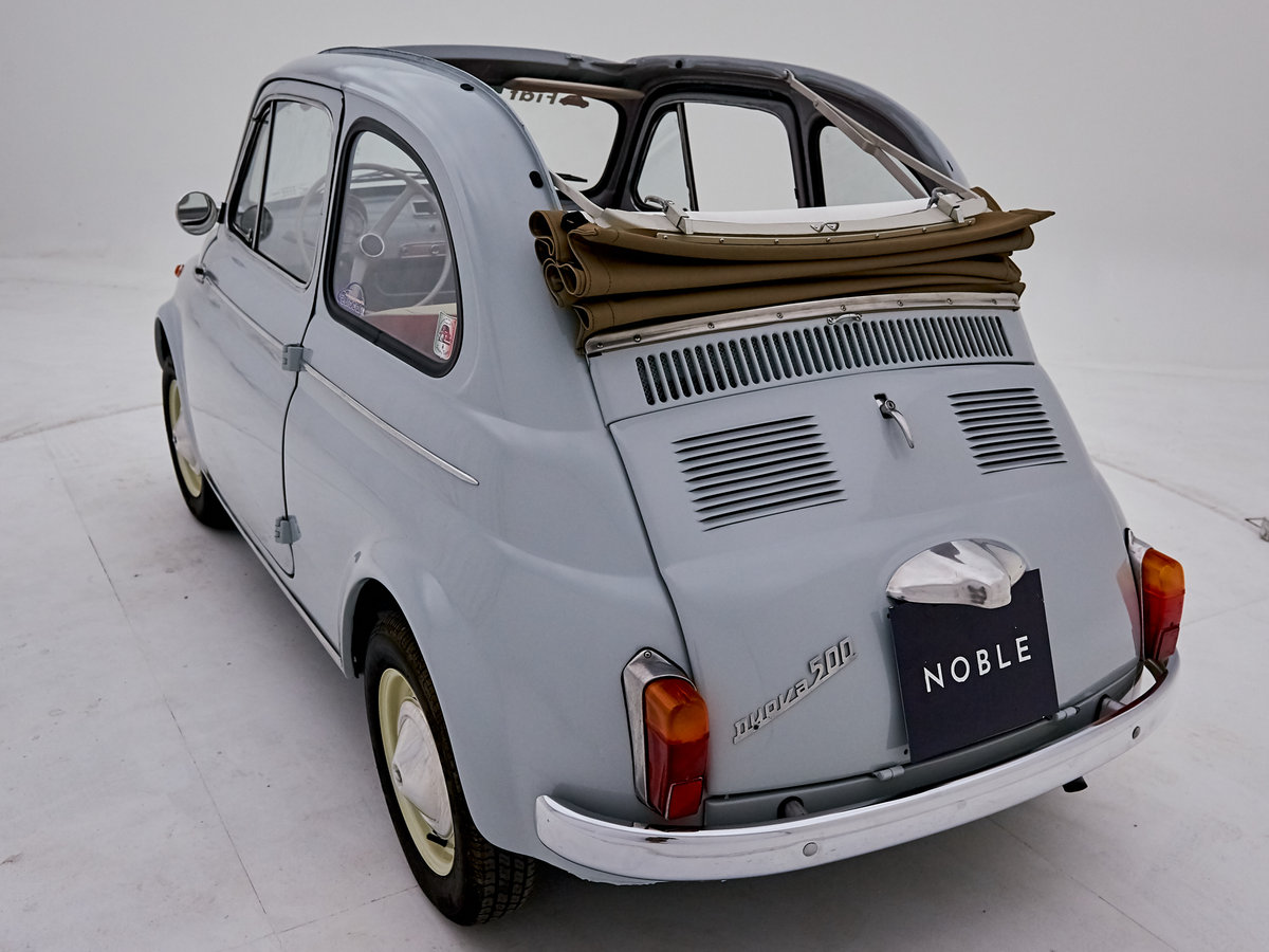 1964 FIAT NUOVA 500 For Sale (picture 3 of 6)