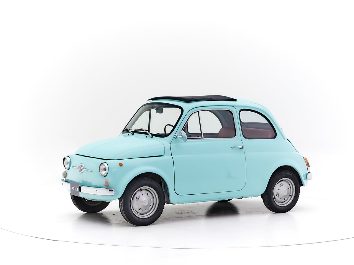 1974 FIAT 500R For Sale by Auction (picture 1 of 6)