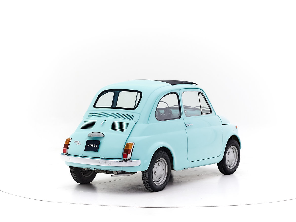 1974 FIAT 500R For Sale by Auction (picture 2 of 6)