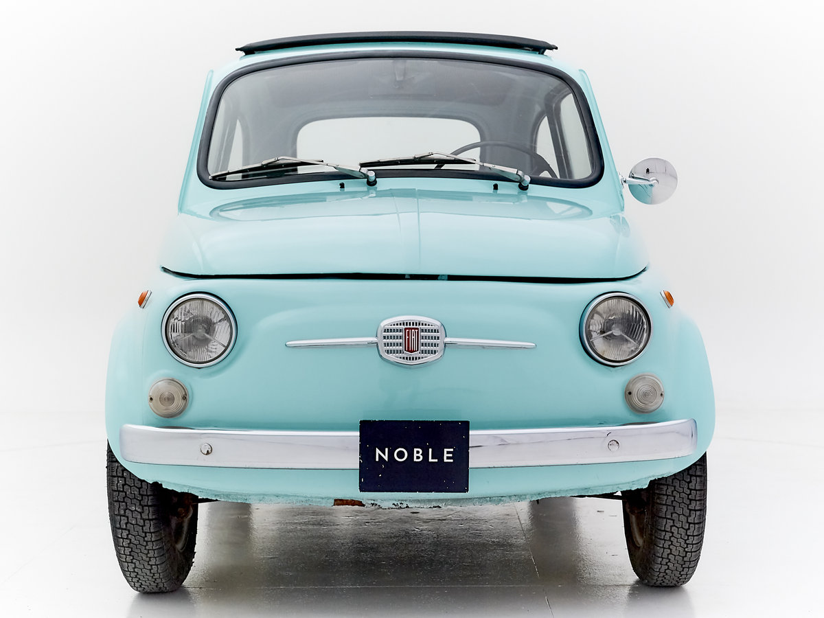 1974 FIAT 500R For Sale by Auction (picture 3 of 6)