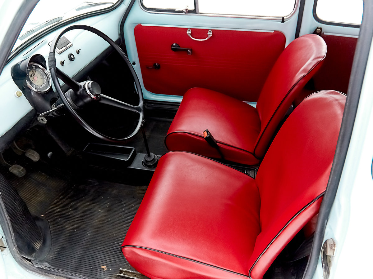 1974 FIAT 500R For Sale by Auction (picture 4 of 6)