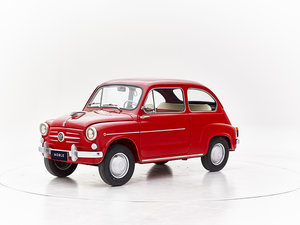 1963 FIAT 600 For Sale by Auction