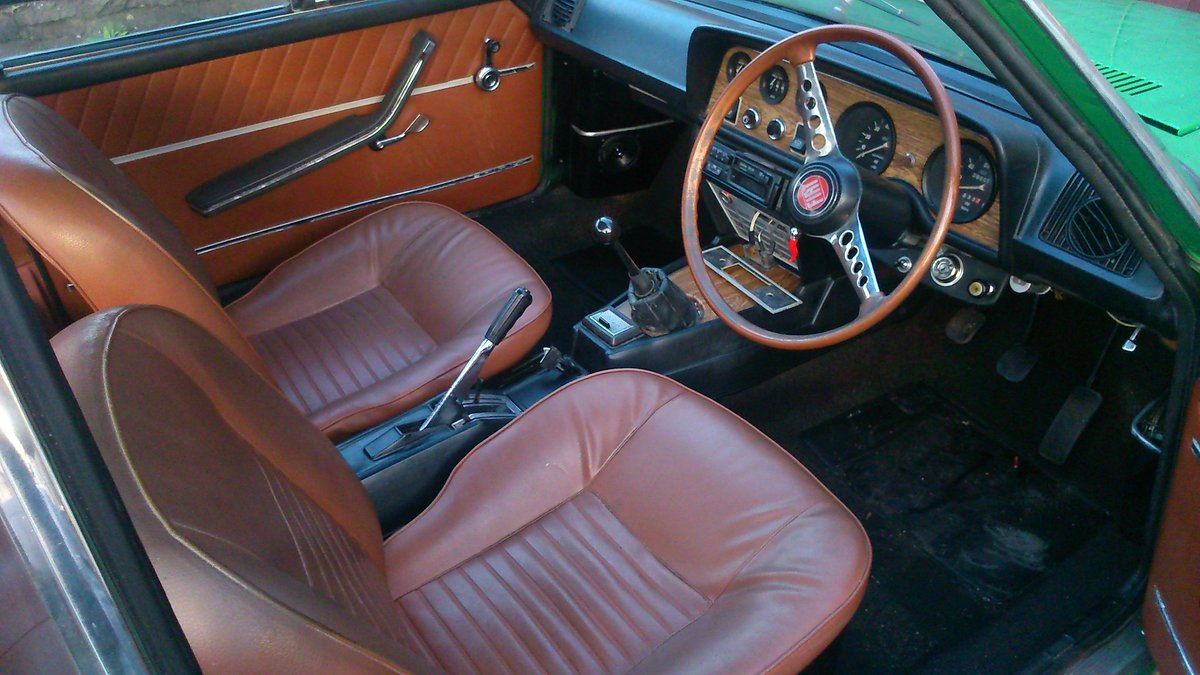 1969 Fiat 124 Coupe Classic  For Sale (picture 2 of 6)