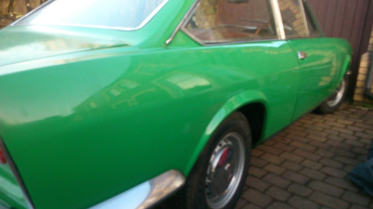1969 Fiat 124 Coupe Classic  For Sale (picture 3 of 6)