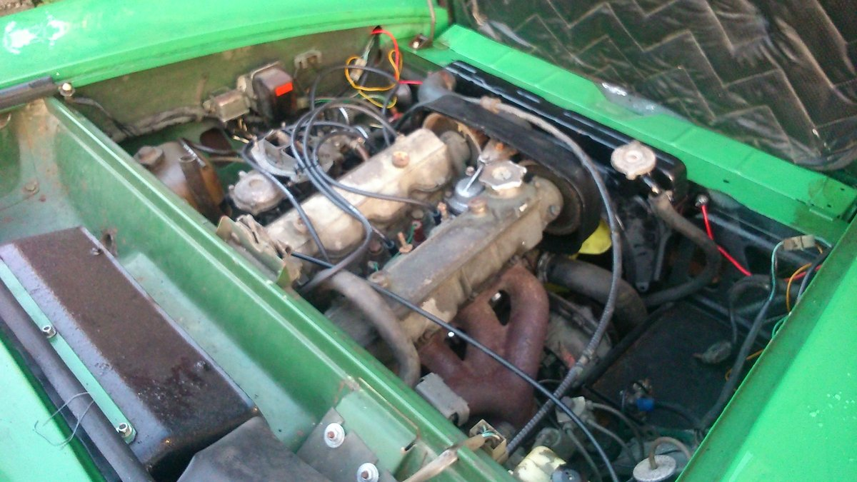 1969 Fiat 124 Coupe Classic  For Sale (picture 5 of 6)