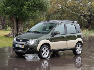 2007 Fiat Panda Cross 4x4 For Sale by Auction