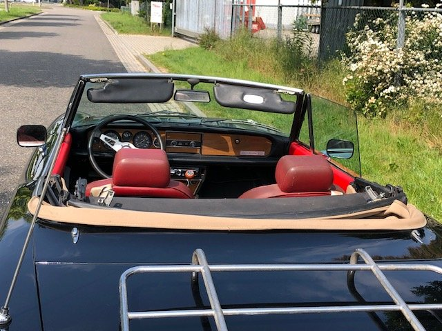 1981 Fiat 124 Spider Pininfarina 2000 For Sale (picture 4 of 6)