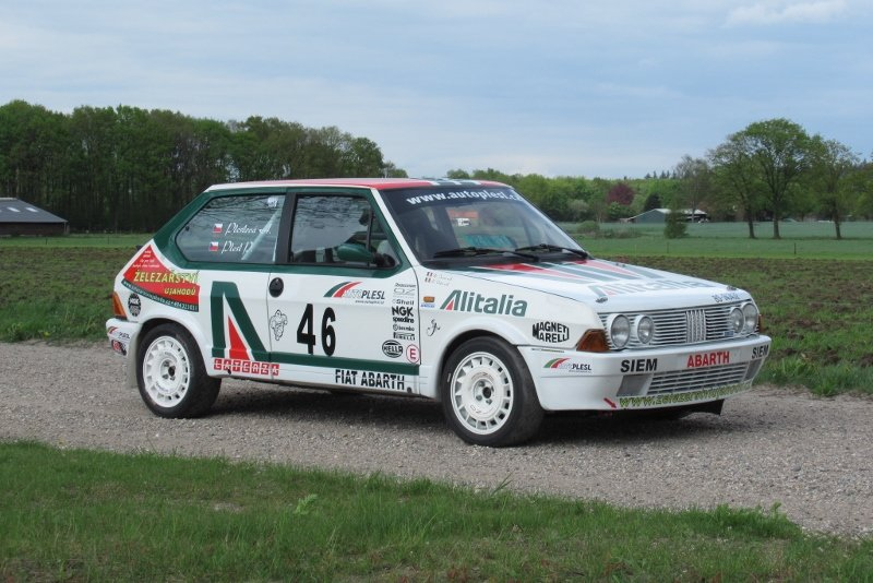 Fiat Abarth Ritmo 130 TC Rally 1986 For Sale (picture 1 of 6)