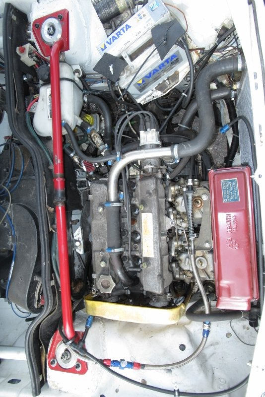 Fiat Abarth Ritmo 130 TC Rally 1986 For Sale (picture 5 of 6)