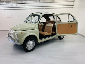 1963 FIAT 500D CABRIOLET For Sale