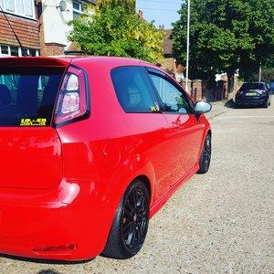 2012 Fiat Punto Turbo For Sale