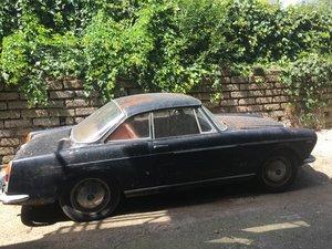 1962 fiat 1600 osca coupè For Sale