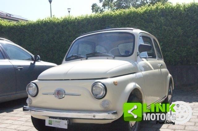 1970 Fiat 500 F RESTAURO TOTALE PERFETTA ISCRITTA ASI For Sale (picture 1 of 6)