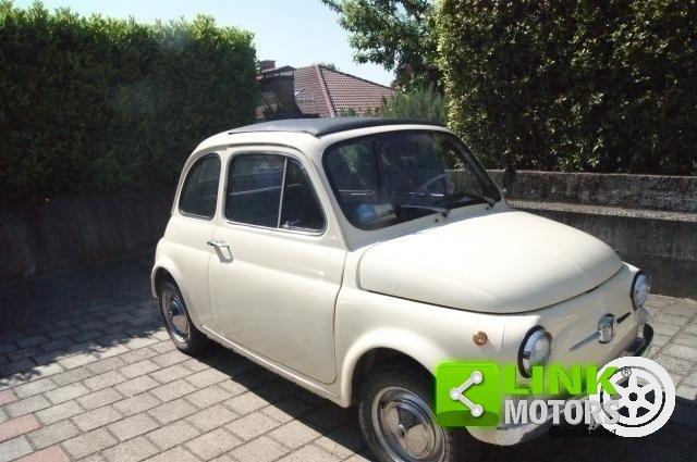 1970 Fiat 500 F RESTAURO TOTALE PERFETTA ISCRITTA ASI For Sale (picture 2 of 6)