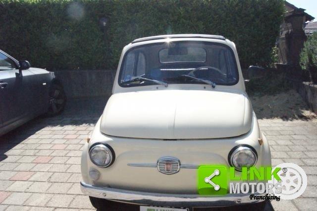 1970 Fiat 500 F RESTAURO TOTALE PERFETTA ISCRITTA ASI For Sale (picture 5 of 6)
