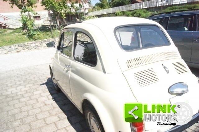 1970 Fiat 500 F RESTAURO TOTALE PERFETTA ISCRITTA ASI For Sale (picture 6 of 6)