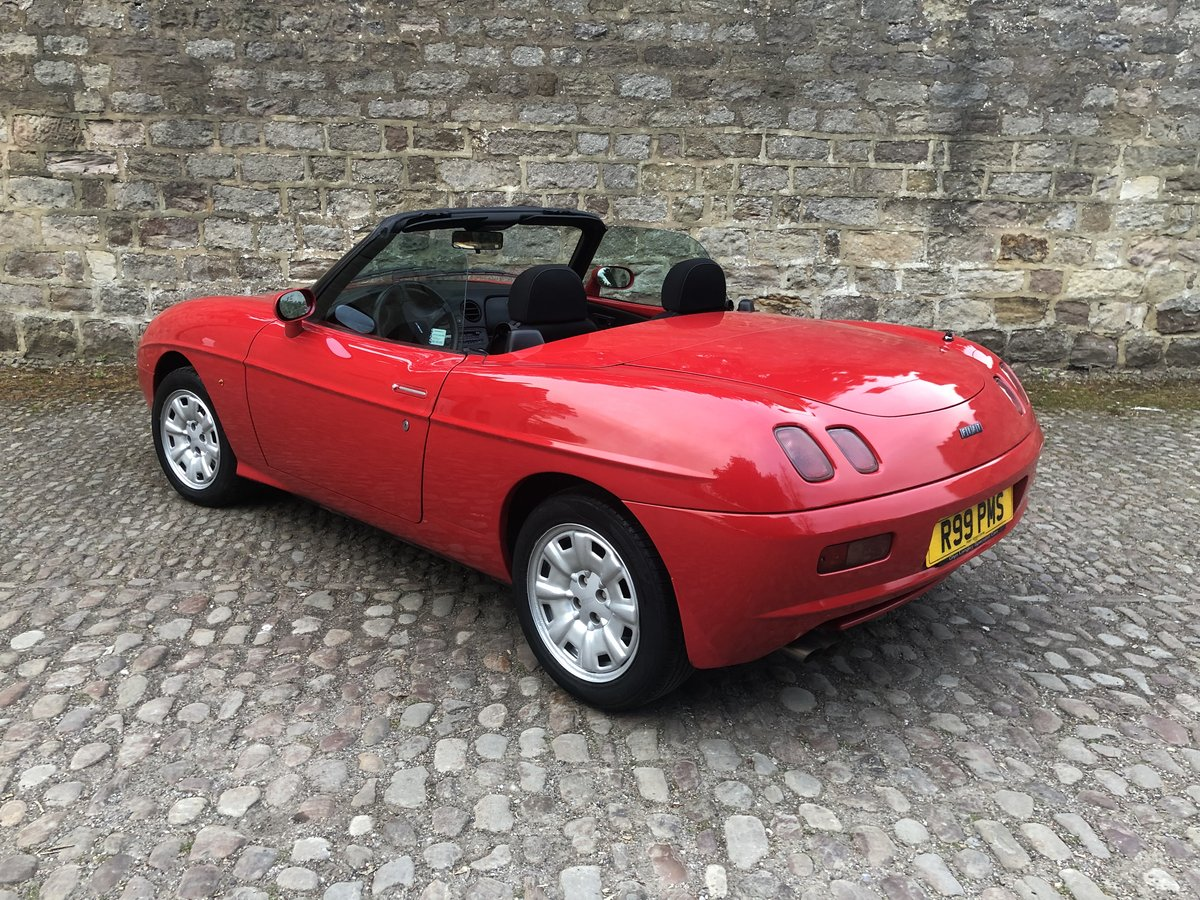 1997 Fiat Barchetta For Sale (picture 2 of 6)